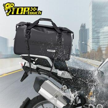 HEROBIKER Waterproof Motorcycle Bag Outdoor PVC Dry Sack Bag 45L Shoulder Racing Backpack Helmet Bag Hiking Driving Travel Kits