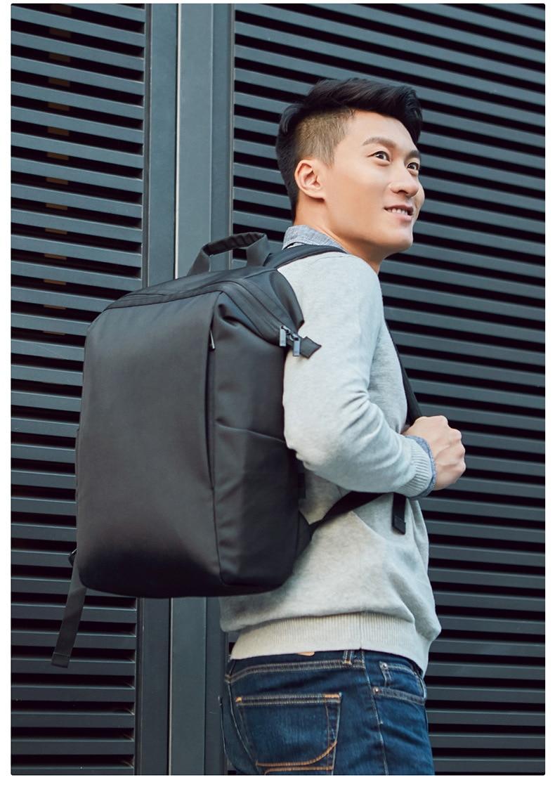 JS620J-Men's and women's fashion trend leisure travel backpack light waterproof Backpack