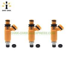 CHKK-CHKK 195500-3480 15710-74F20 Fuel Injector For SUZUKI Aito 2002 LA-HA23A 0.6L K6A chkk chkk car accessory 195500 4430 n3h1 13 250a fuel injector for mazda rx 8 1 3l l4 2004 2008