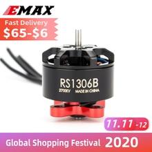 Официальный EMAX Motor RS1306 Version2 RS1306B бесщеточный двигатель 3 4S для RC плоскость Fpv Дрон мульти ротор