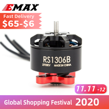 Official EMAX Motor RS1306 Version2 RS1306B Brushless Motor 3 4S For RC Plane Fpv Drone Multi Rotor