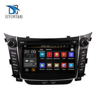 Android 9.0 Auto DVD player GPS Navigation Steuergerät Für Hyundai I30 2012-2016 multimedia Band Recorder Auto Stereo Bildschirm Radio