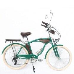 26 cal rower na plażę/retro rower rower rekreacyjny w stylu brytyjskim rower miejski zmiana prędkości rower szosowy