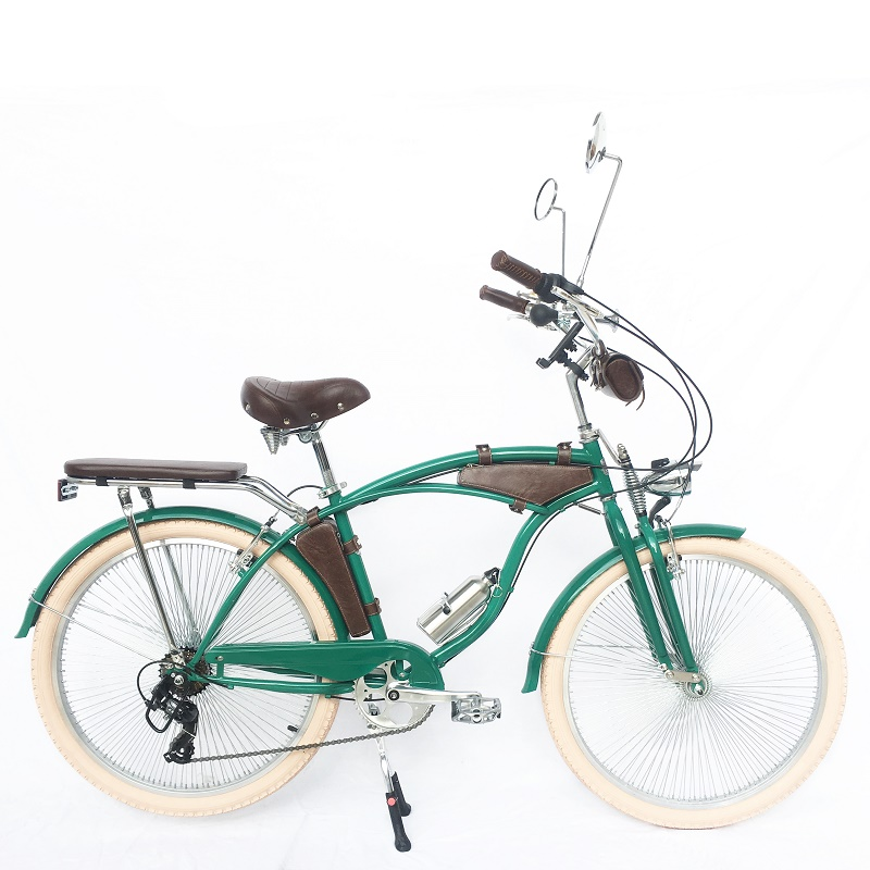26inch beach bike/retro bicycle leisure bike British style city bike speed change bike road bike