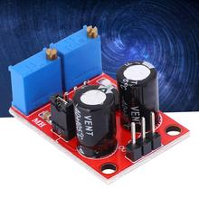 NE555 Pulse Frequency Duty Cycle Adjustable Module Square Wave Signal Generator For stepper motor driver 5V-15VDC