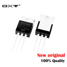 10PCS IRF510 IRF520 IRF540 IRF640 IRF740 IRF840 LM317T Transistor TO-220 IRF510N IRF540N IRF520N IRF530N LM317 Triode