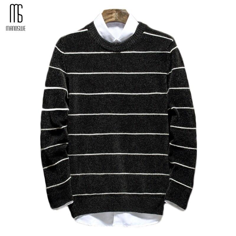 Men/'s Crew Neck Printed Knitwear Sweater Jumper Long Sleeve Warm Pullover Tops