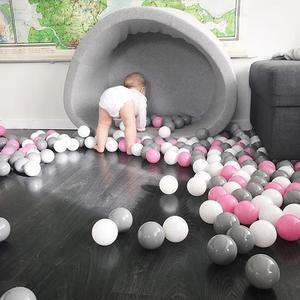 Image 4 - Bambini Ball Pit   INS Hot Bambini Scherma Box Morbido Rotondo Kiddie Palle Piscina Coperta Nursery Giocano Giocattolo Regalo per infantili del bambino Camera