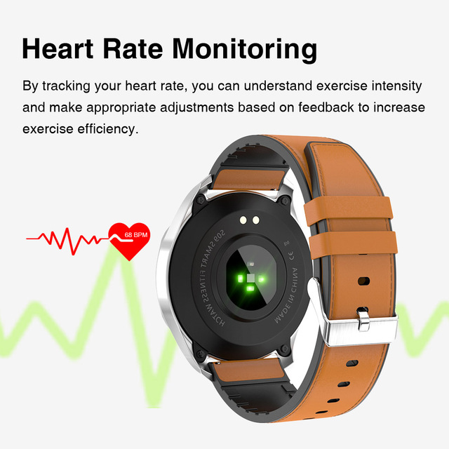 S09 plus Smart Watch IP68 Waterproof Heart Rate Fitness Tracker 2