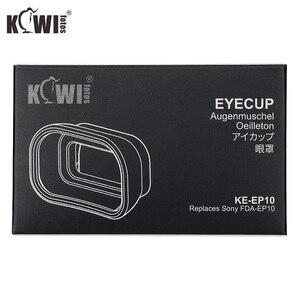 Image 5 - שדרוג עין כוס רך מצלמה עינית עינית ארוך עיינית עבור Sony A6100 A6300 A6000 מחליף Sony FDA EP10 מצלמות מצחייה