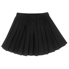 Girls 'pleated skirts, summer children's skirts, big childre