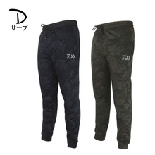 Daiwa Fishing pants Men Outdoor Sports Pants Camouflage Cycling Pants Anti-stati