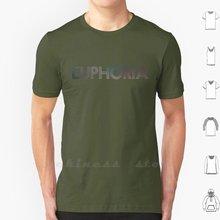 Euphorie Hbo t-shirt hommes femmes adolescent 6Xl Rue euphorie zone 51 Zendaya euphorie Hbo Hunter Rue Bennett Lexi Howard Jules
