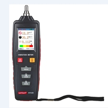 Vibration-Analyzer Digital Acceleration WT63B Velocity LCD Low-Frequency-Tester Displacement