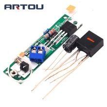 Высоковольтный воспламенитель для сигарет, комплект для воспламенителя Arc, комплект для самостоятельной сборки, дуговой генератор, модуль ...