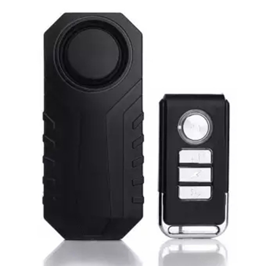 Triggered Alarm Suitable For Bikes Electric Bike Motorcycles Doors And Windows Bicycle Electric Vehicle Remote Alarm