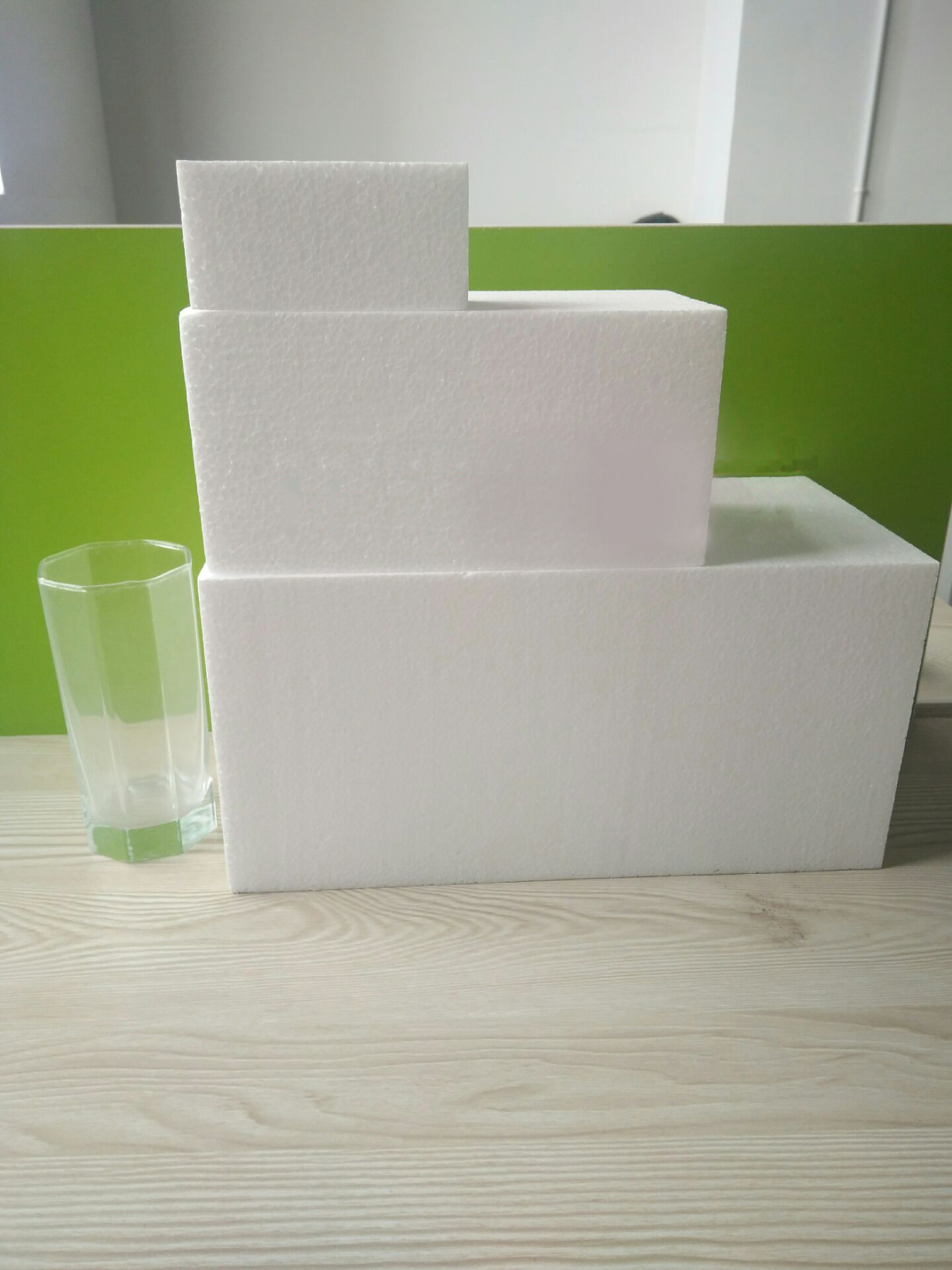Polystyrene Styrofoam Foam Cuboid Educational Tools /toys Children/kids DIY Handmade Materials Many Sizes