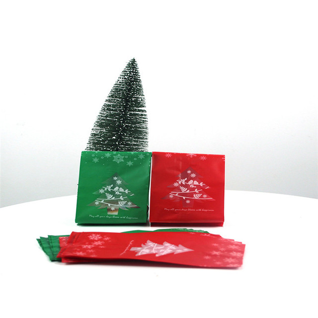 Christmas Decoration Gift Box Merry Christmas Candy Box Navidad New Year 2020 Gift Bag for home Christmas Ball Natal Xmas Wooden 3