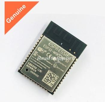 10PCS ESP32-WROOM-32 ESP-32 WiFi + Bluetooth 4.2 Dual Core CPU MCU Low Power Bluetooth based on ESP32 chip 32Mbit flash Standard