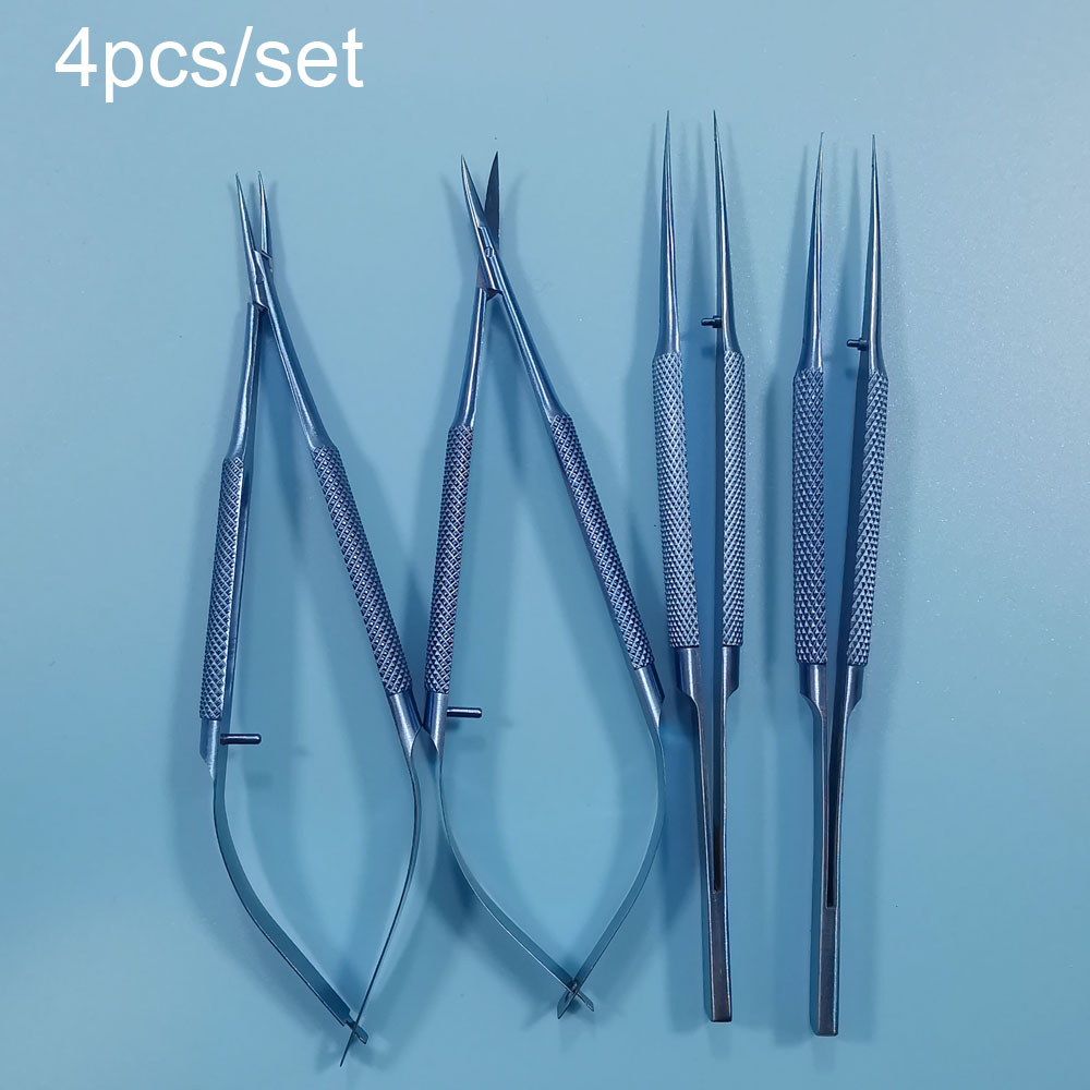 Instrumentos p pálpebra
