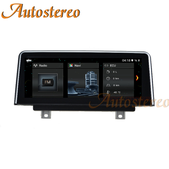 Android 9.0 64GB Car GPS Navigation For BMW 1 Series F20/F21 2013 2014-2016 Car Auto Stereo Multimedia Radio Player Headunit IPS