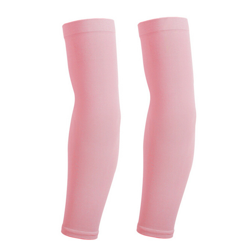 running - 1 Pair Arm Sleeves for Sun UV Protection Summer Running Cycling Arm Warmer Basketball Golf Sports Bicycle Bike Arm Covers