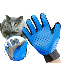 1Pcs Cat Simple Glove for Cats Wool Glove Pet Hair Deshedding Brush Comb Glove For Pet