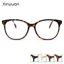 Классические очки кошачий глаз lv6025 с прозрачными линзами