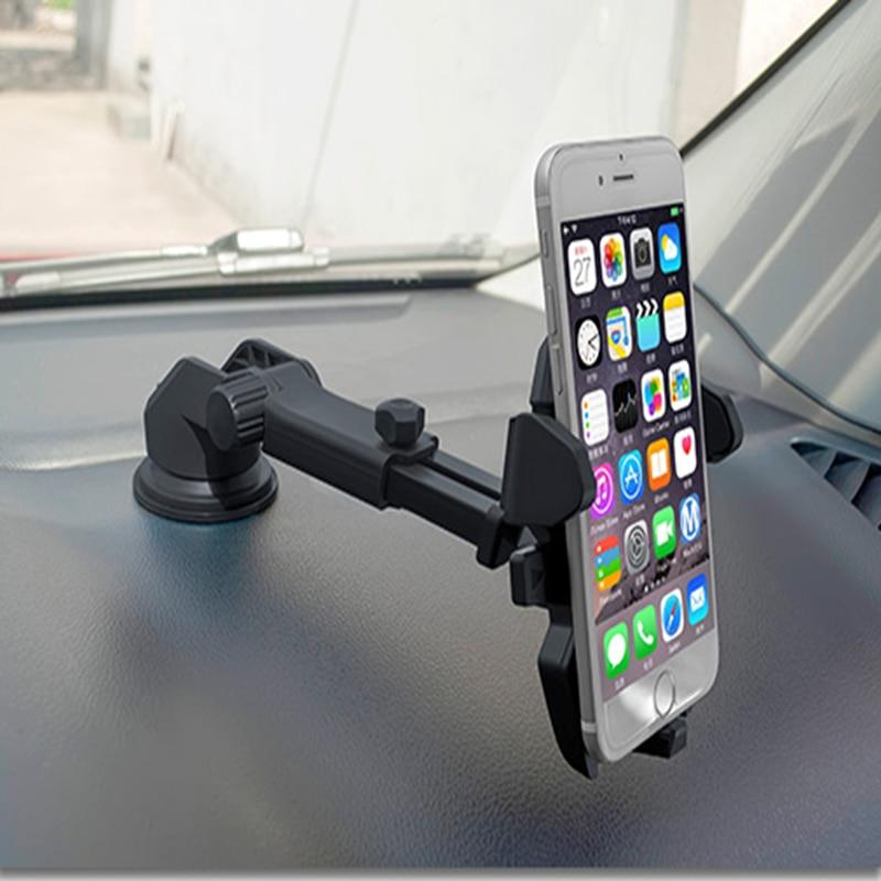 Giá Đỡ điện thoại ABS Đa Năng Trên Ô Tô Chân Đế và Giá Đỡ Giá Đỡ Phụ Kiện Nội Thất 360 ° Xoay Có Thể Điều Chỉnh Giá Đỡ Điện Thoại Ô Tô