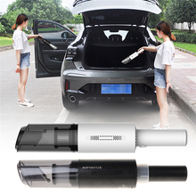 Car-Charger Vacuum-Cleaner Wired/wireless Strong-Suction 6000PA Auto Home Pet 120W High-Power