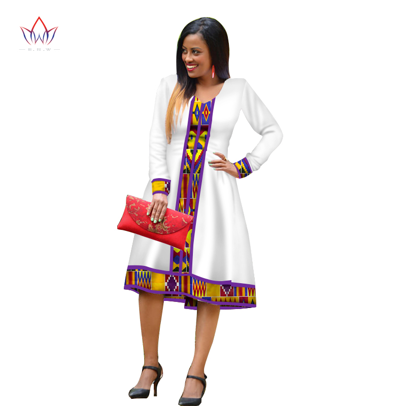 Summer Dashiki Party Hot Vestidos Suit For Women Cotton Print Traditional African Other Regular Clothing 5xl Nature None WY2992