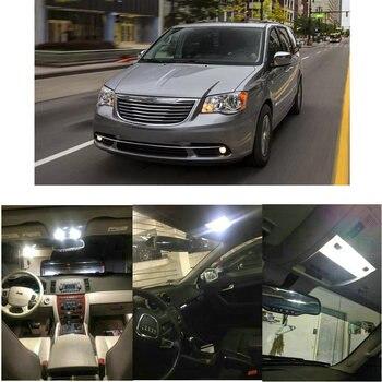 Interior Led lights For 2015 Chrysler 200 300 Town Country Dome Light Map Light Courtesy Door Light 1