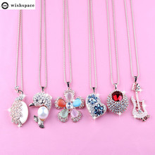 Wishspace new spring/summer 2020 alloy pendant long jewelry