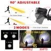 3 Modes XHP-70 2 Led Headlamp Fishing Camping Headlight High Power Lantern Head Lamp Zoomable USB Torches Flashlight 18650 promo