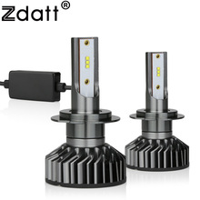 Zdatt H7 LED Headlights H4 LED H11 9005 HB3 9006 H