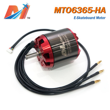 Maytech boosted board longboard e-bike motor 6365 200KV brushless hall sensor motor 12s for electric skateboard