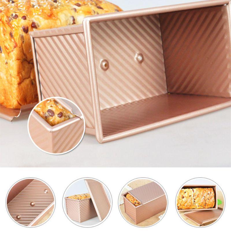 Сковорода для хлеба с крышкой, форма для тостов, сковорода для хлеба Pullman, сковорода для хлеба с крышкой, сковорода для тостов, и Прямая поставка
