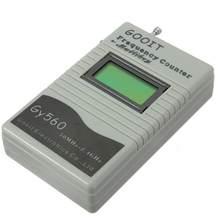 Neue Frequenz Test Gerät für Two Way Radio Transceiver GSM 50 MHz-2,4 GHz GY560 Frequenz Zähler Meter
