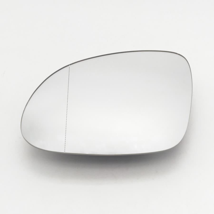 driver side Wing Mirror Glass Audi a4 STICK ON 2011 to 2015 wide angle