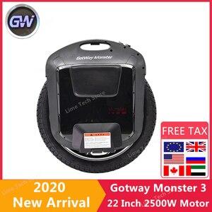 Original 2020 Gotway Monster 3