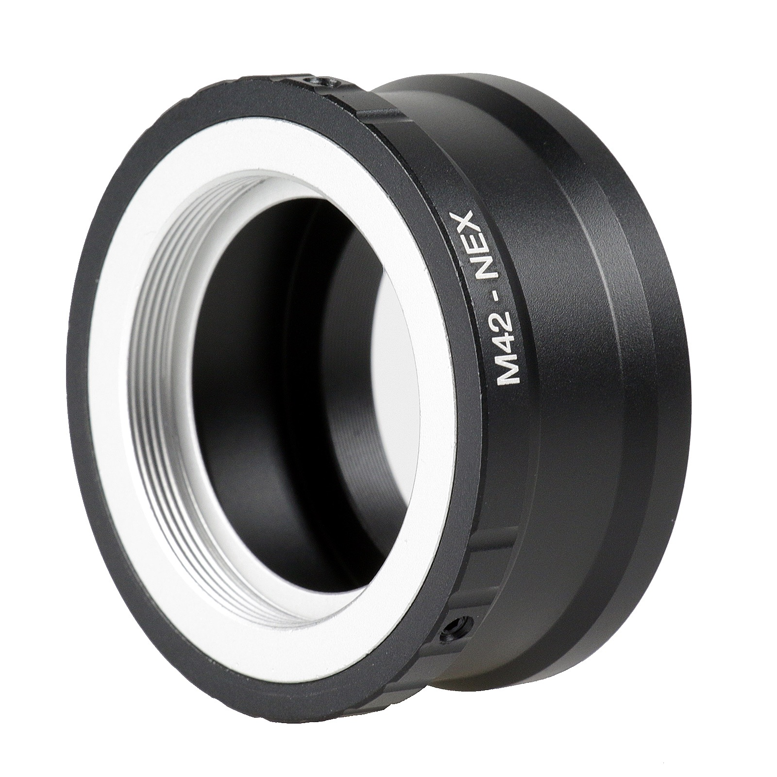 Camera Lens Mount Adapter Ring M42-NEX For M42 Lens And SONY NEX E Mount Body For NEX3 NEX5 NEX5N NEX7 Lens Mount Adapter