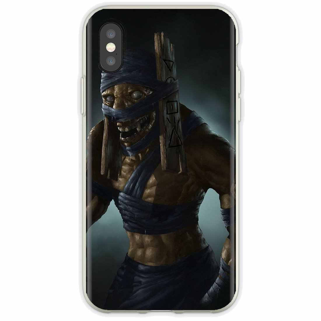 Ốp Lưng Mềm Nhà Ở Cho Samsung Galaxy A10 A30 A40 A50 A60 A70 S6 Hoạt Động Note 10 Plus Edge M30 Bóng pháp Sư Rhasta Dota 2