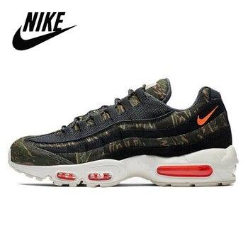 Carhartt Wip x Nike Air Max 95 PRM WIP Militar Original Running Shoes for Men Outdoor Sports Jogging Comfortable Women Sneaker
