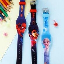 New Princess Elsa Children Digital Wristwatch