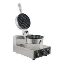 Máquina de gofres eléctrica comercial  antiadherente  máquina de gofres  plancha eléctrica para gofres  horno de tartas  máquina de gofres con burbujas  envío gratis waffle maker bubble wafflepenis waffle -