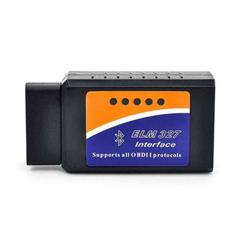 V2.1 ELM327 Bluetooth OBD2 escáner para BMW VW Ford Volvo Nissan Peugeot Honda KIA ELM 327 escáner de códigos OBD herramientas de diagnóstico de coche