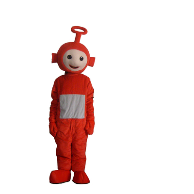 Mens All 4 Teletubby Teletubbies Group Stag Do Party Fancy Dress Costume Outfit