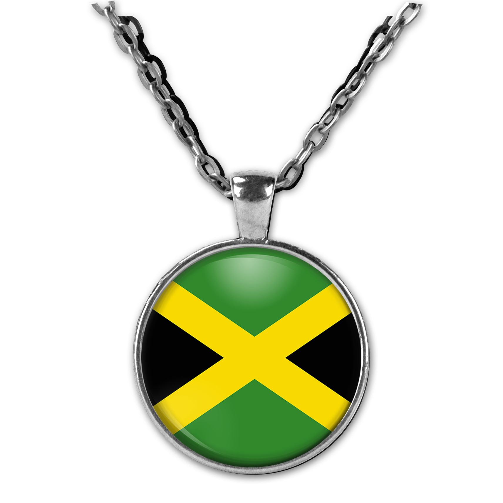 Jamaica Foto Pribadi Kalung Wanita Gambar Perhiasan Kalung Liontin Kalung Pria Memorial Foto Hadiah