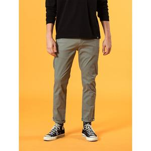 Image 3 - SIMWOOD 2020 Autumn Winter New Casual Pants Men  Cotton Slim Fit Chinos Fashion Trousers Male Brand Clothing Plus Size Pant