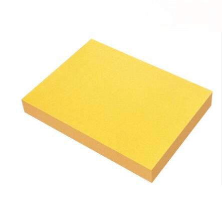 50 Sheets Size A4 160gsm Goldenrod Yellow Color Metallic 67lb Cover Shimmer Cardstock Paper For Art Craft